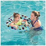 Круг для плавания «Очки», d=76 см, от 3-6 лет, 36057 Bestway, фото 2