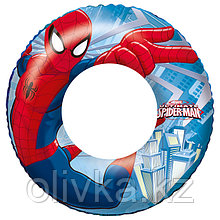 Круг для плавания Spider-Man, d=56 см, от 3-6 лет, 98003 Bestway