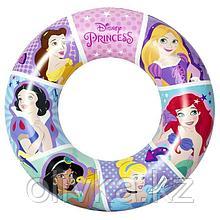 Круг для плавания Princess, d=56 см, от 3-6 лет, 91043 Bestway