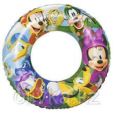 Круг для плавания «Микки Маус», d=56 см, от 3-6 лет, 91004 Bestway