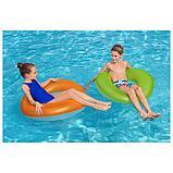 Круг надувной для плавания «Неоновый иней», d=91 см, от 10 лет, цвета МИКС, 36025 Bestway, фото 3