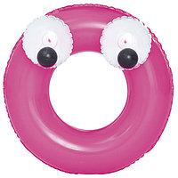 Круг надувной «Глазастики», d=61 см, от 3-6 лет, цвета МИКС, 36114 Bestway