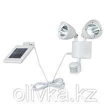Светильник светодиодный Solar, 22х0,06Вт, IP44, цвет белый