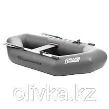 Лодка «Бриз 220», цвет серый