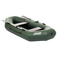 Лодка «Бриз» 240, цвет зелёный