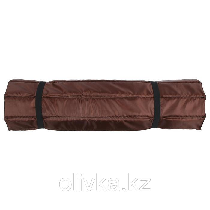 Коврик туристический рулонный, 180 х 60 х 1 см, цвет МИКС - фото 2