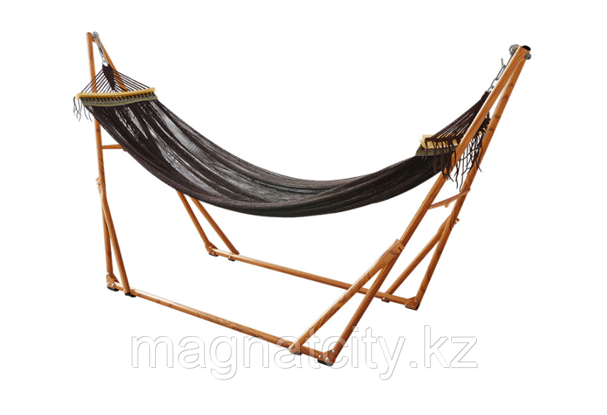 Гамак-кресло каркасный 2в1 Лагуна
