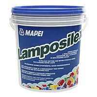 LAMPOSILEX гидровлическое вяжущее сверхбыстрого схватыван. и высыхания для остановки водопритока 5кг, фото 1