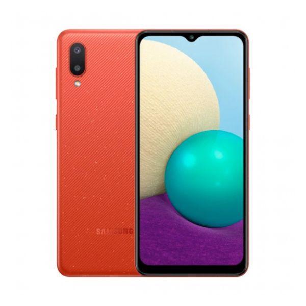 Samsung Galaxy A02 Red