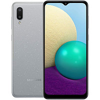 Samsung Galaxy A02 Silver, фото 1