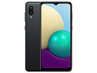 Samsung Galaxy A02 Black, фото 1
