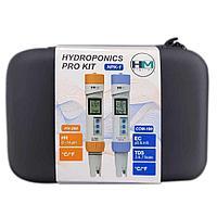 HM Digital HM Digital HPK-1 Профессиональный набор для pH метрии и солесодержания HPK-1, фото 1