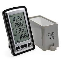 Amtast AW012 Цифровой термометр с беспроводным датчиком температуры и осадков AW012, фото 1