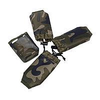 Чехлы для сигнализаторов Prologic RMX-Pro Alarm & Reciever Padded Pouch Set 3+1