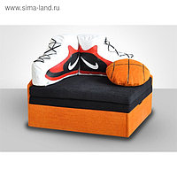 "Диван детский ""Физрук"" Баскетболист (угол левый)"