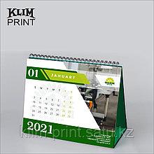 Календари настольные закзать, изготовление