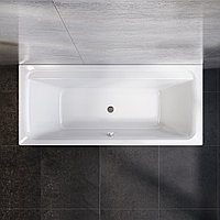 Ванна акриловая 170х75 см AM.PM W52A-170-075W-A Inspire 2.0