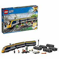 Lego 60197 Город Пассажирский поезд