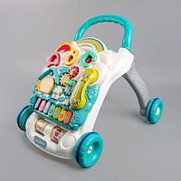 Каталка-ходунки c игровым центром Baby Telephone 698-60