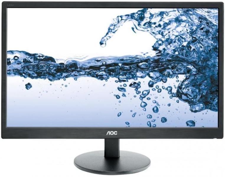 """Монитор 21,5"""" AOC E2270SWHN/01 TN D-Sub HDMI 200cd/m2 700:1 20M:1 5ms 1920x1080"""