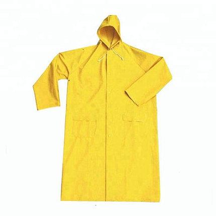 ПЛАЩ ПВХ желтый, фото 2