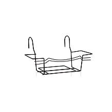 Крепление для балконных горшков Metalhang   Prosperplast(Польша) IWMET 40