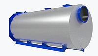 Котел водогрейный ТТ100