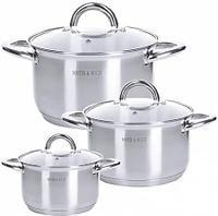 Набор посуды MAYER&BOCH 29051 6 предметов