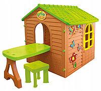 Детский игровой домик Mochtoys 11045