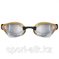 Очки для плавания Arena Cobra Core Mirror SWIPE gold