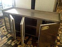 Охлаждаемые столы. Холодильные столы. Холодильные шкафы