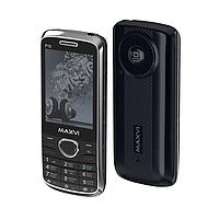 Мобильный телефон Maxvi P10 dark blue