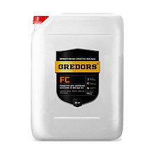 GREDORS FC – средство для удаления высолов с фасадов, кирпича и бетона (20 кг)