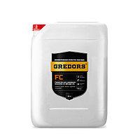 GREDORS FC – средство для удаления высолов с фасадов, кирпича и бетона (10 кг)