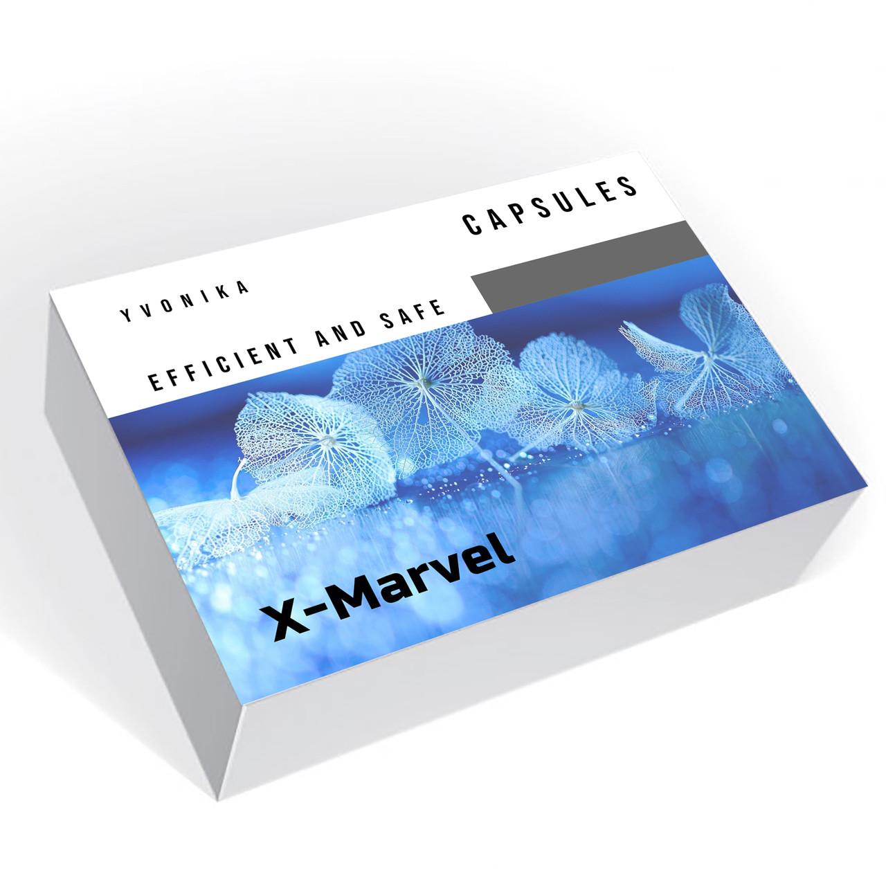 X-Marvel (Икс-Марвел)- капсулы для потенции