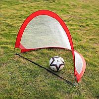 Ворота для футбола складная 120*80см