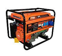 Бензиновый генератор Qazar Energy GE5000