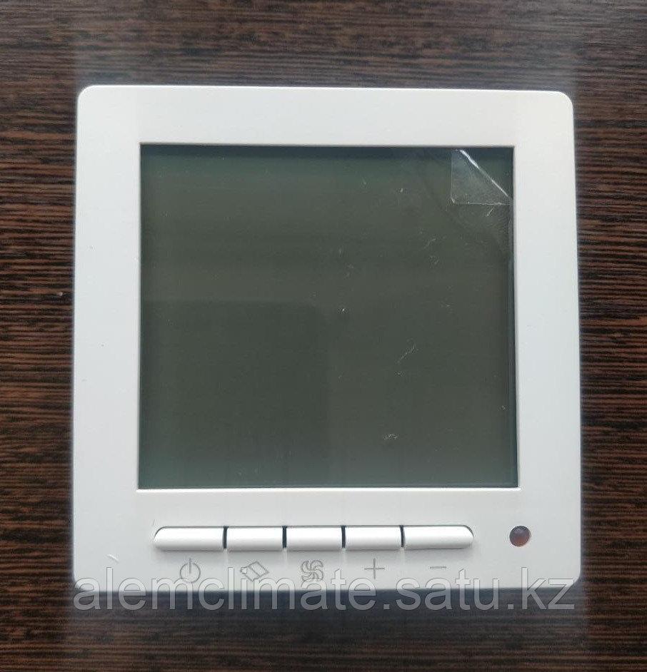 Пульт управления с дисплеем кнопочные для 2-х и 4-х трубных фанкойлов