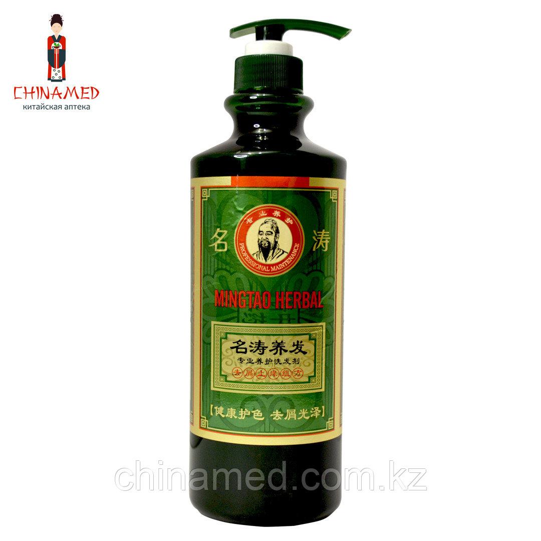 Оздоровительный шампунь Mingtao Herbal
