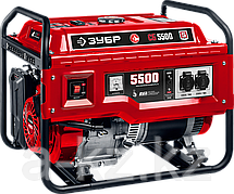 СБ-5500 бензиновый генератор, 5500 Вт, ЗУБР