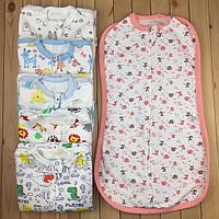 Пеленка-кокон для новорожденных №9438