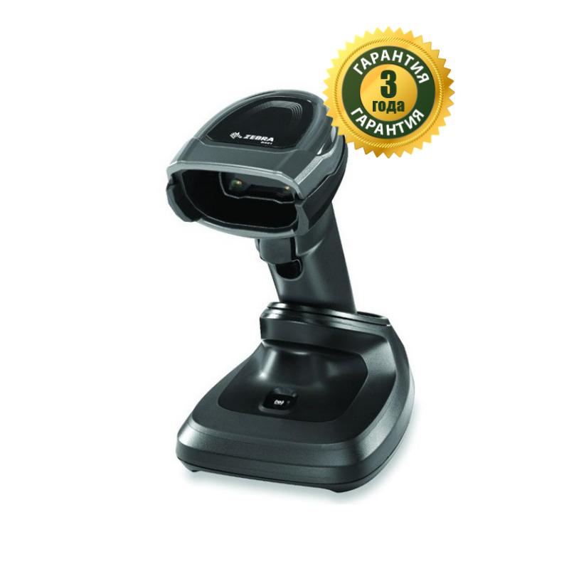Сканер штрих-кода Zebra DS2278 (2D,USB,Bluetooth) Чёрный