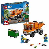Lego 60220 Город Транспорт: Мусоровоз