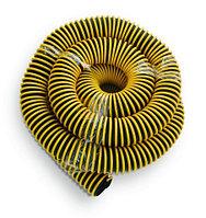 NORDBERG ШЛАНГ H102Y01 газоотводный max t. +180, D=100мм, длина 1м (желтый)