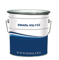 Эмаль НЦ-132 синяя