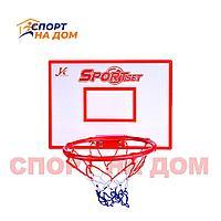 Щит+кольцо+сетка для баскетбола