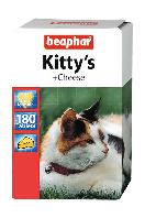 Kittys Cheese 180 т – Витамины для кошек