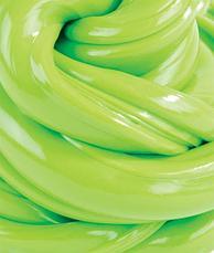 Умный пластилин светящийся в темноте PUTTY, цвет зеленый Ликвидация склада!, фото 3