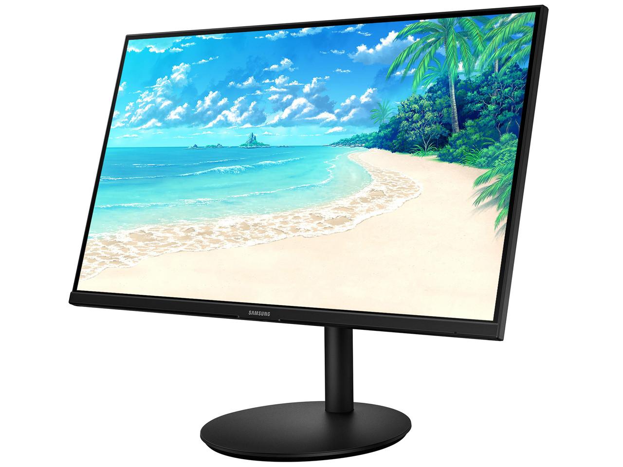 """Монитор Samsung F27T700QQI LCD 27"""" 2560x1440 IPS (LED), 5ms, 300 cd/m2, 1000:1, DP/2HDMI"""