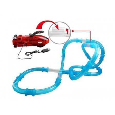 Трубопроводные гонки - машинка в трубе (37 предметов) Ликвидация склада!, фото 2